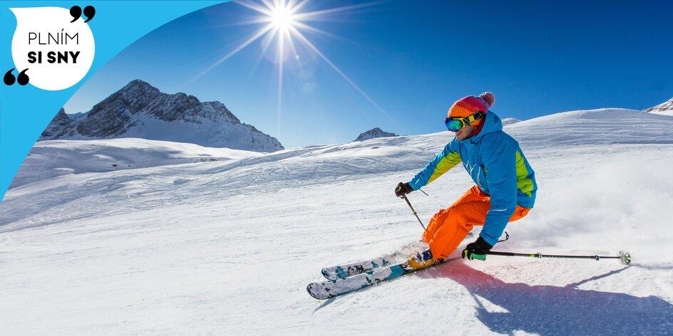 Kráľovská lyžovačka? 9 tipov na TOP strediská v Taliansku, Rakúsku i Poľsku.