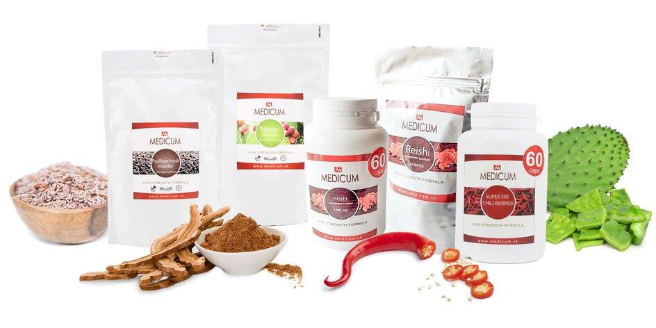 Doplnky stravy Medicum
