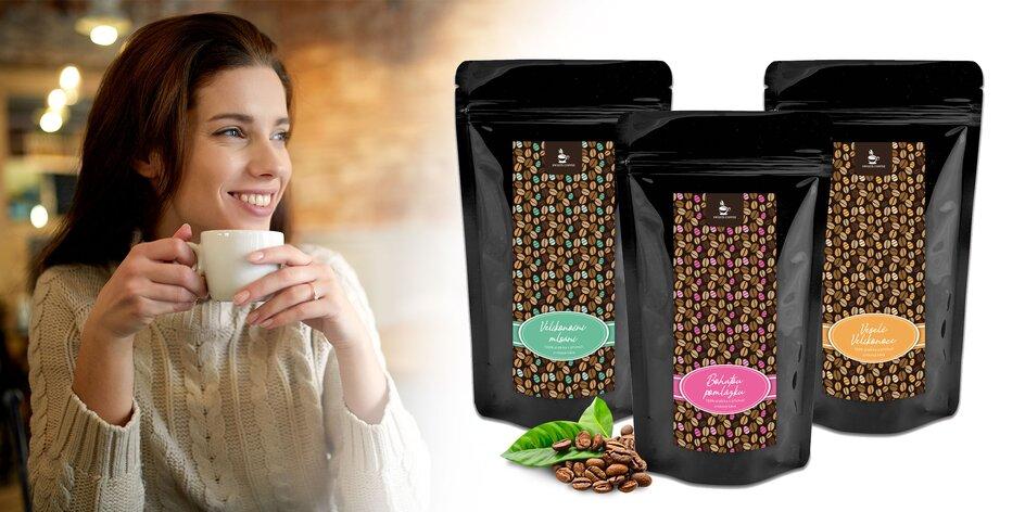 Degustačné balíčky káv s výnimočnými príchuťami