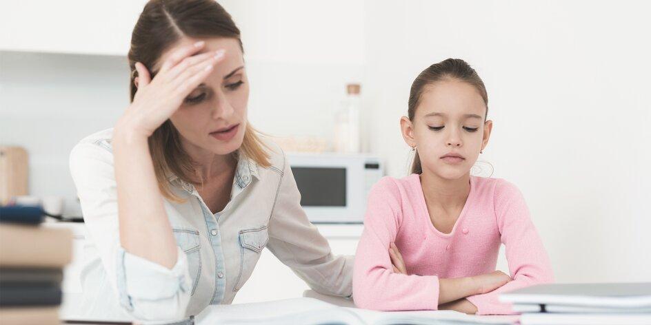 Doma s deťmi: tipy, ako si uľahčiť učenie.