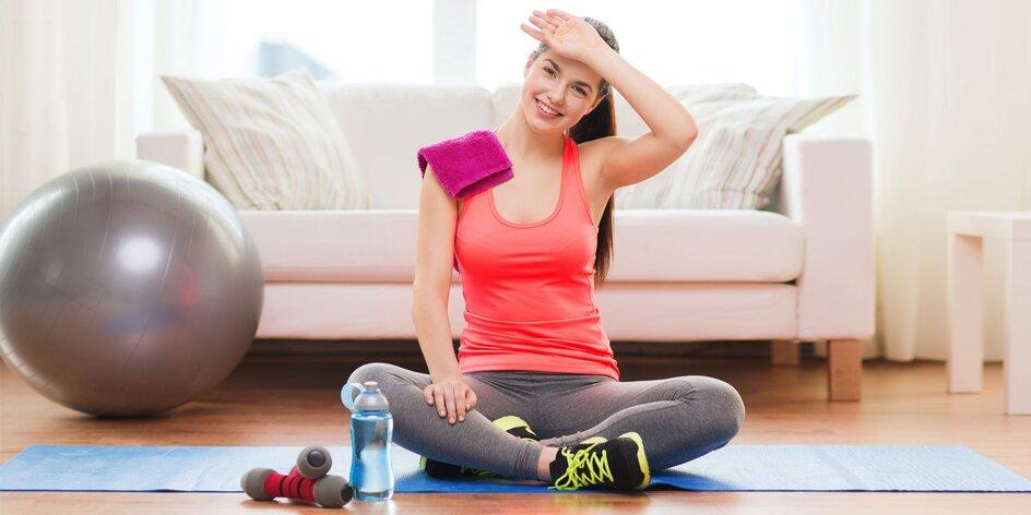 6 jednoduchých cvikov na uvoľnenie tela v pohodlí domova