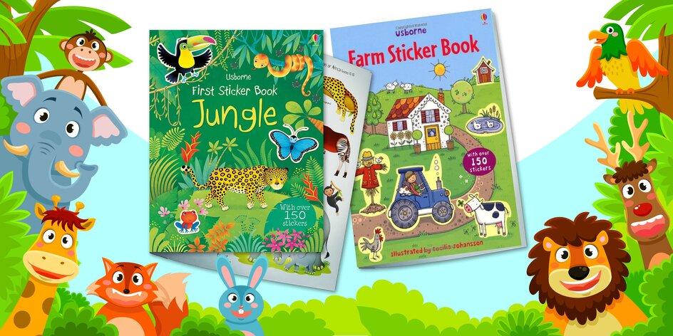 Interaktívne detské knižky plné zábavy a poznania
