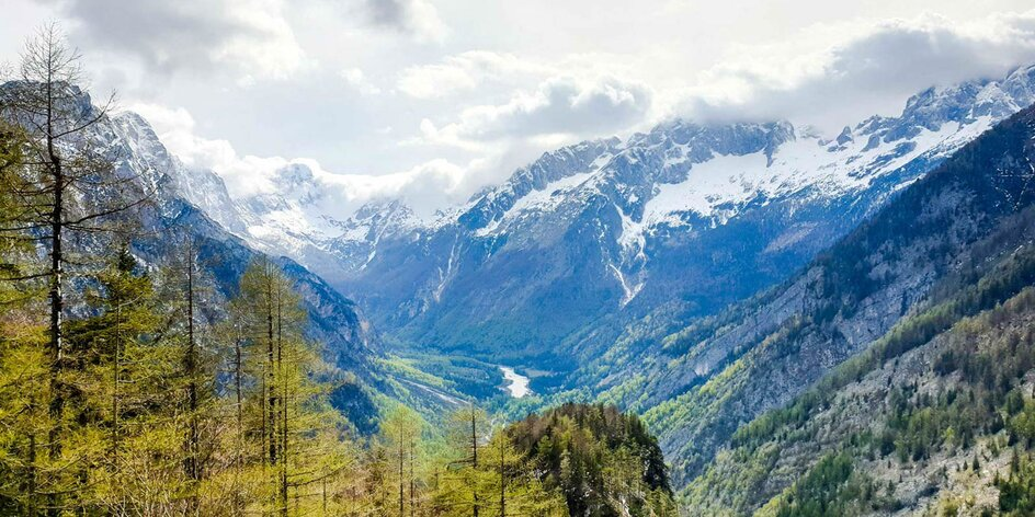 Slovinsko – očarujúca krajina Európy 1. časť