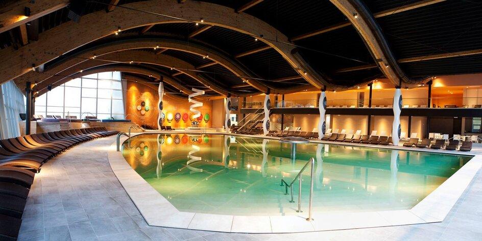 Apartmány s aquaparkom a termálnymi bazénmi