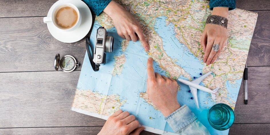 Sprievodca dovolenkou v zahraničí: do ktorých krajín je možné vycestovať?