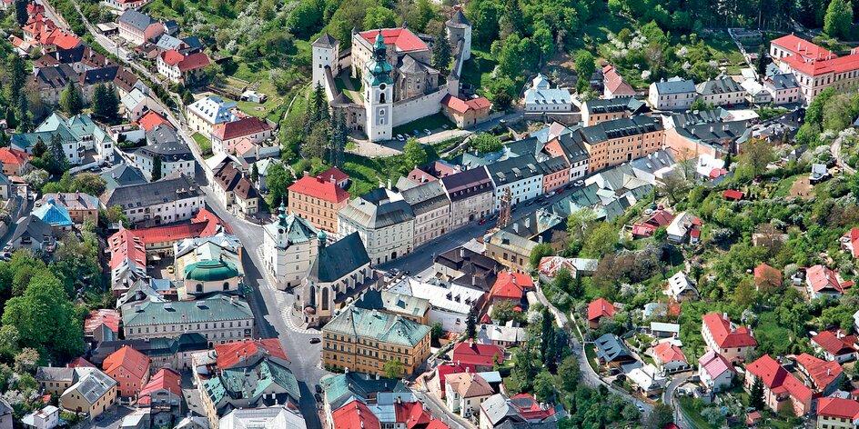 Skryté poklady Slovenska: O Štiavnici magickej