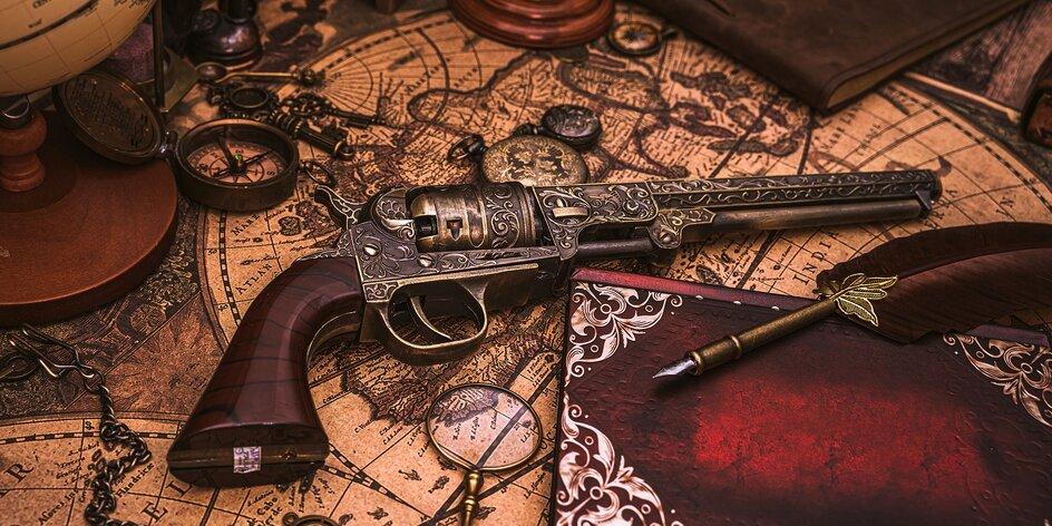 Cesta k tradíciám: Ako opravíte či dokonca vyrobíte zbraň?