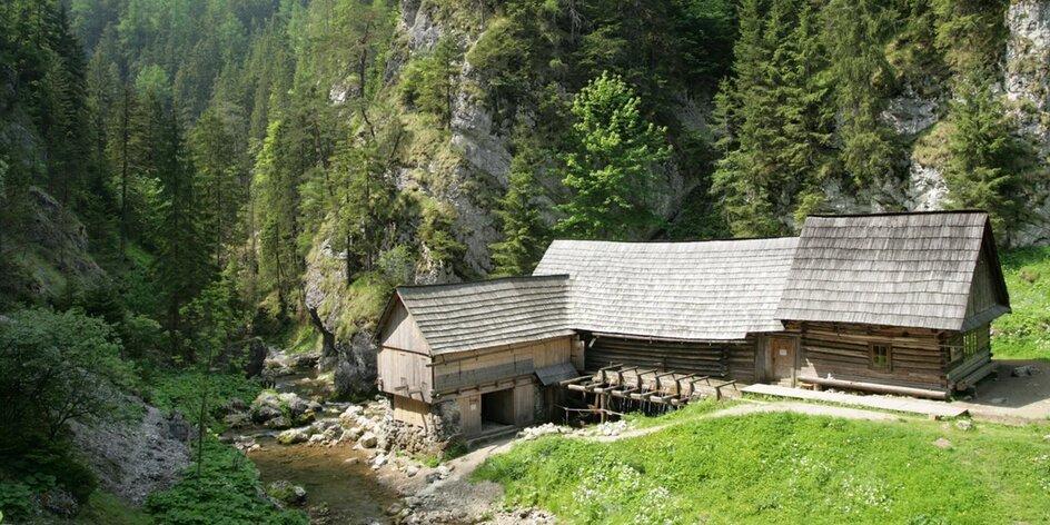 Mamička blogerka: Na výlet do Kvačianskej doliny!