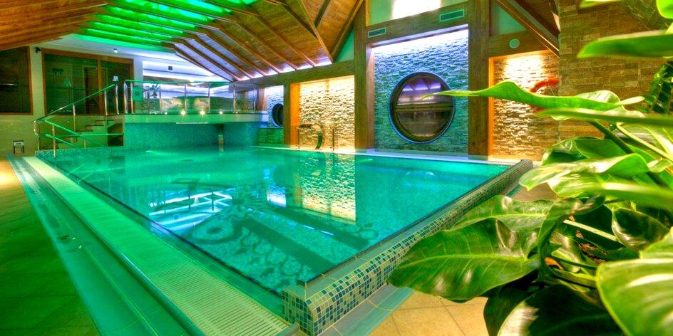 Skvelý wellness pobyt v poľskom hoteli Toporów***