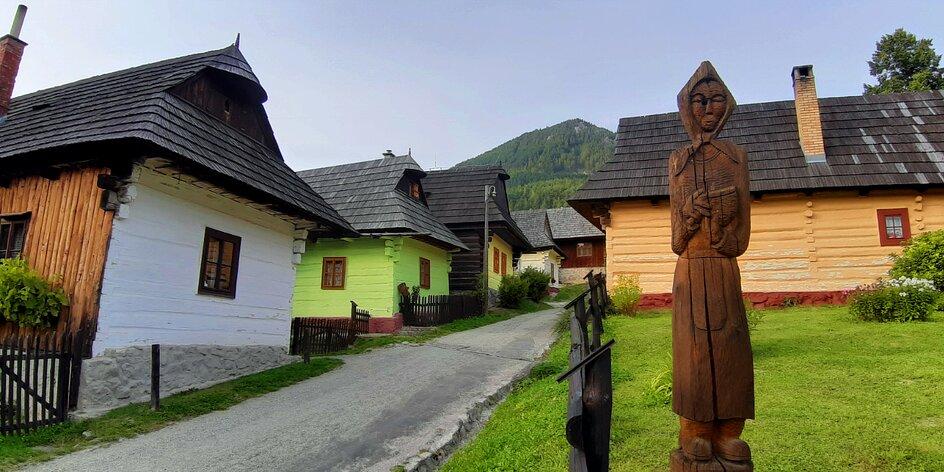 UNESCO pamiatky (časť 3): Vlkolínec láka turistov aj na tradičnú reštauráciu a farmu