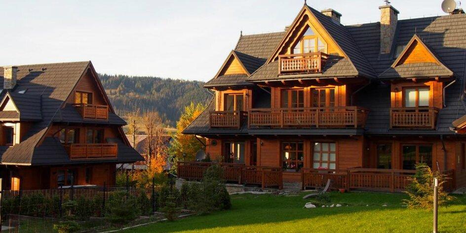 Aparthotel v Zakopanom: krásne prostredie a bufetové raňajky