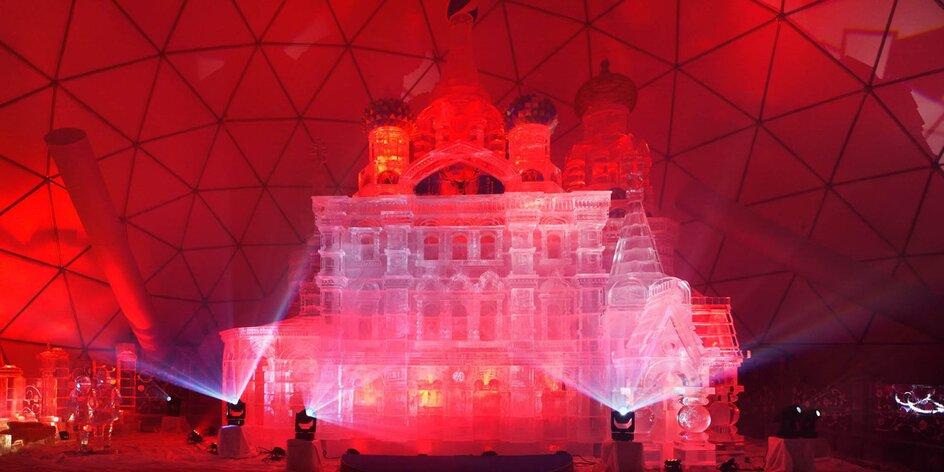 Nevídaná krása na Hrebienku: Otvorili Tatranský ľadový dóm