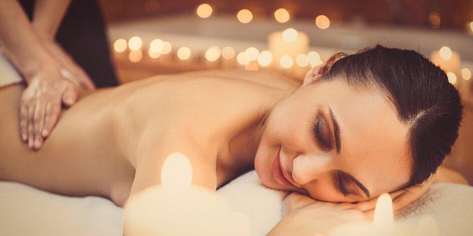 Dokonalá starostlivosť o telo vďaka masáži