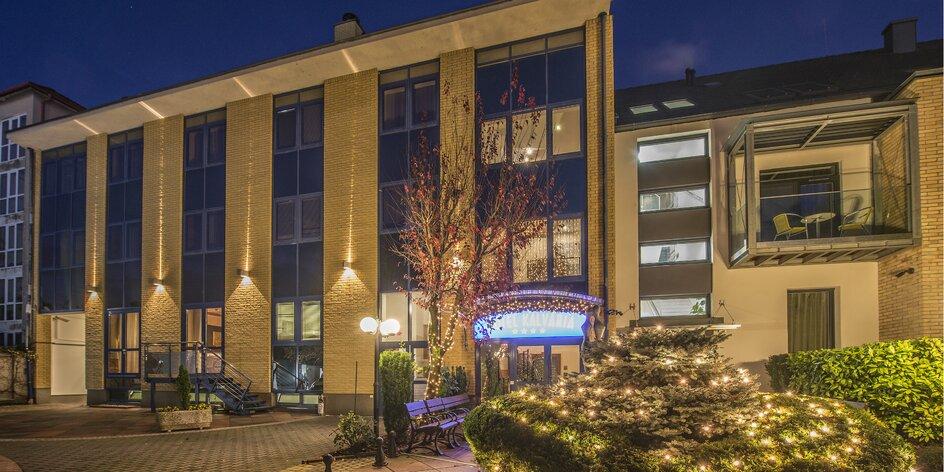 Pobyt v 4* hoteli blízko centra mesta Győr