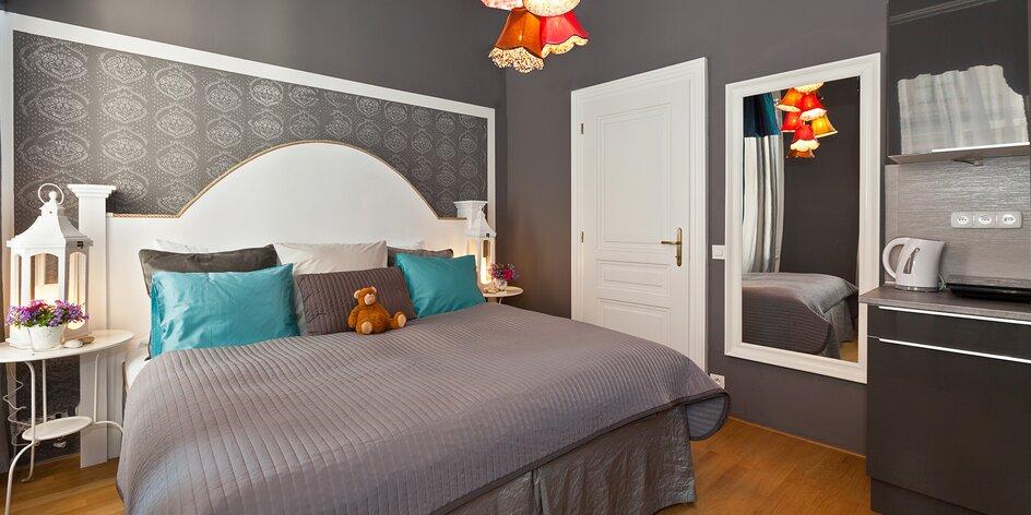 5-dňový pobyt v Prahe: moderný apartmán v blízkosti Petřínskych sadov