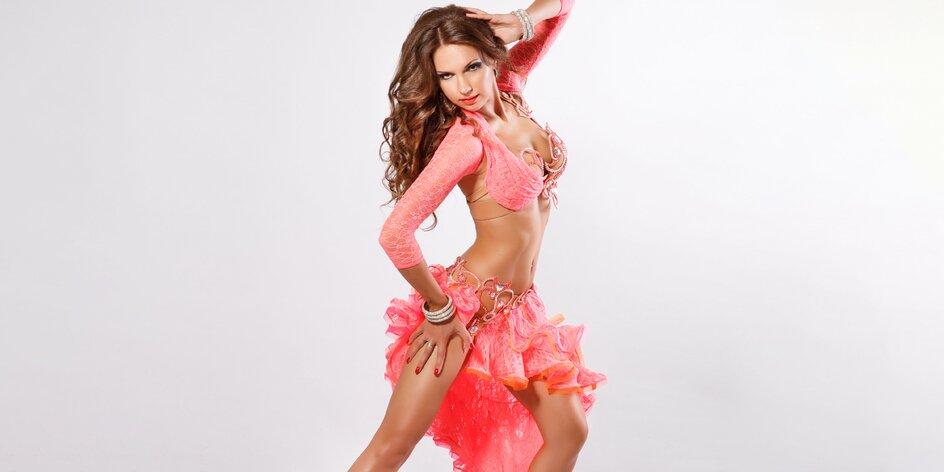 Online kurzy latino tancov pre ženy – 6 alebo 12 lekcií