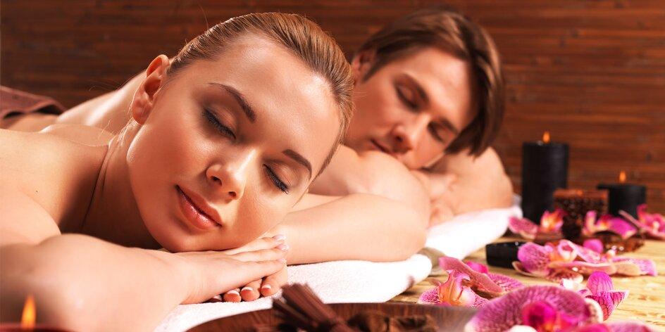 Thajské párové masáže: romantika a zdravie v jednom