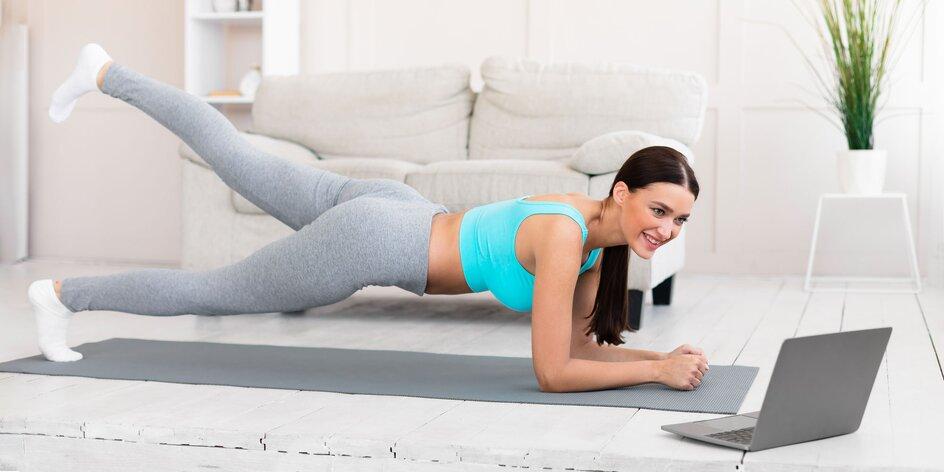 30-dňový online program SomFIT – tréningy a jedálniček