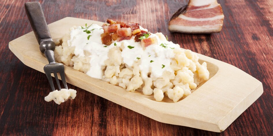 Cesta k tradíciám: Pripravte si naše národné jedlo, bryndzové halušky!