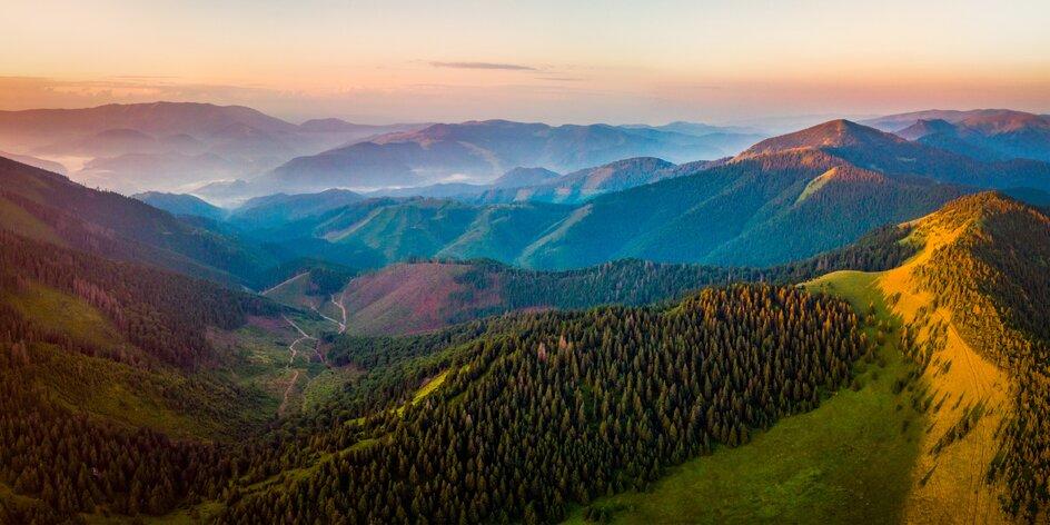 7 tipov od milovníčky hôr, kam na turistiku v pohorí Veľká Fatra