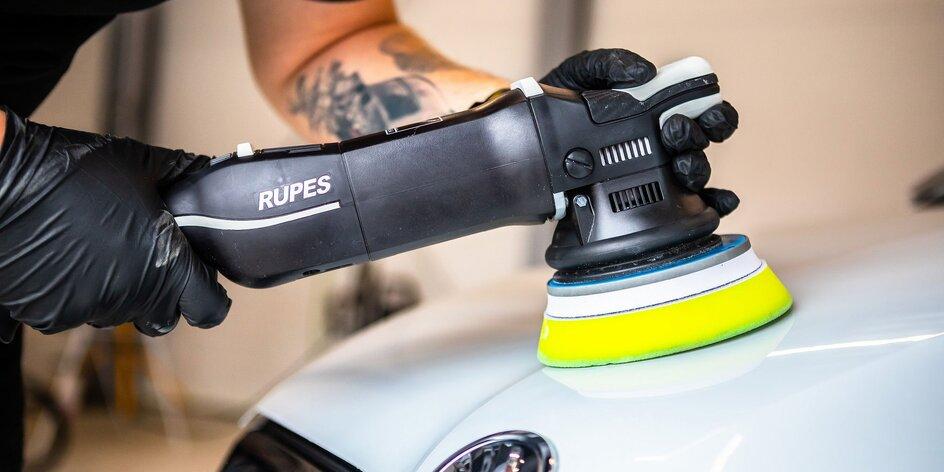 Detailné čistenie, voskovanie či jarná údržba auta