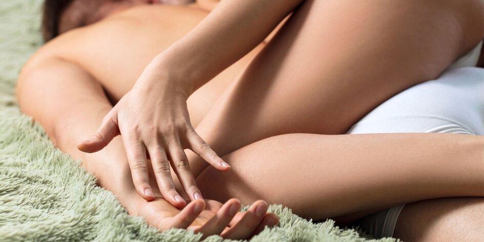 Senzuálne masáže pre mužov, ženy alebo páry