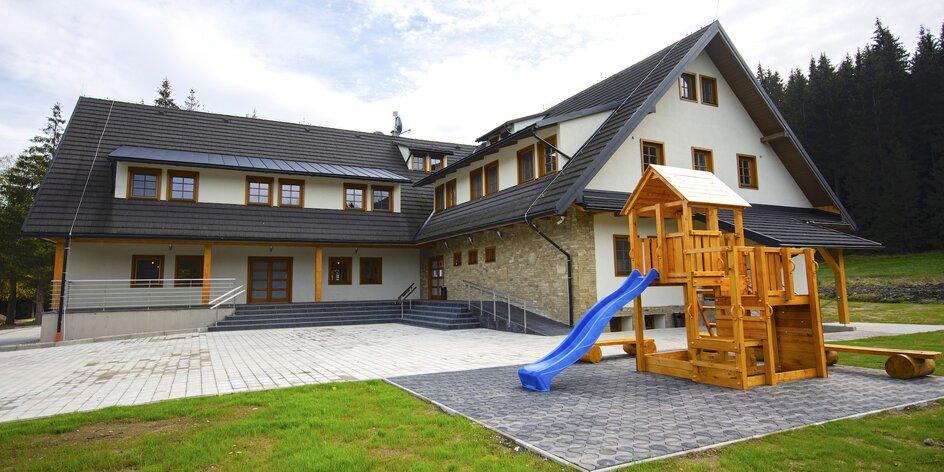 Novootvorený penzión v krásnom prostredí Oravskej Lesnej