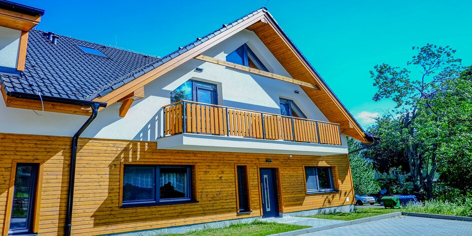 Pobyt v Tatranskej Lomnici s výhľadom na Lomnický štít