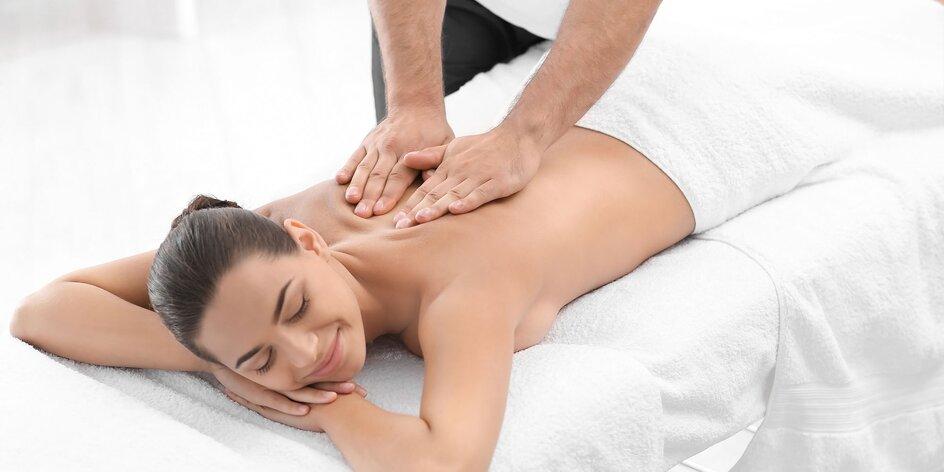 Senzuálna, klasická či reflexná masáž