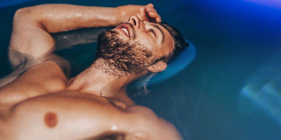 Dokonalé uvoľnenie tela a mysle na float terapii