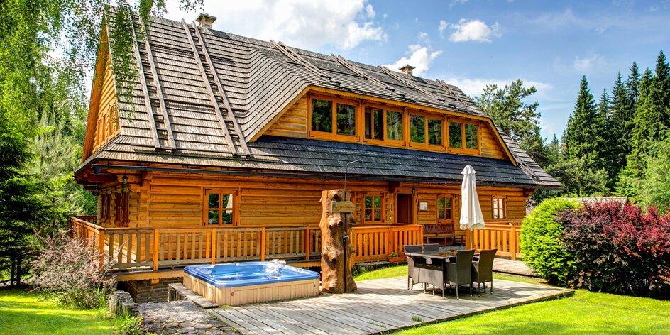 Útulné chaty, luxusné zruby i tradičné drevenice. Kam sa vybrať s rodinou či priateľmi?