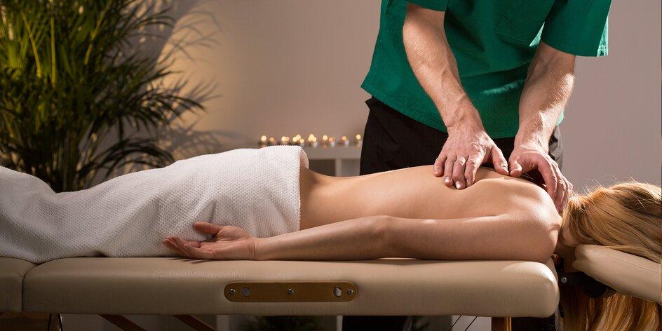 Klasická masáž aj s lávovými kameňmi B&M Beauty