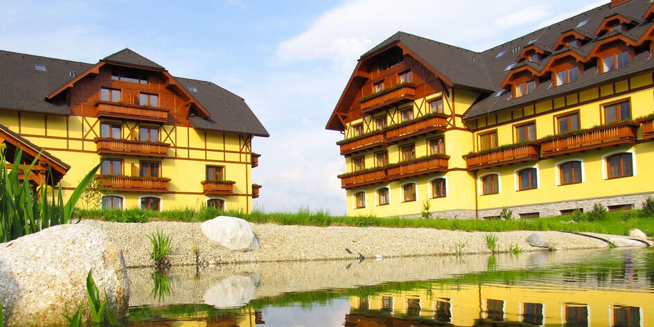 Rodinný pobyt v súkromnom apartmáne s výhľadom na Tatry