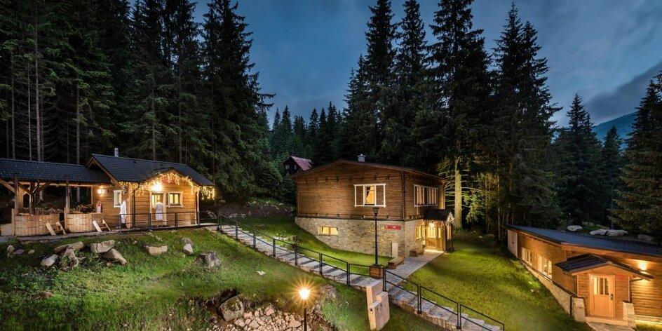 Villa alebo Hostel Björnson s polpenziou, wellness aj lanovkami