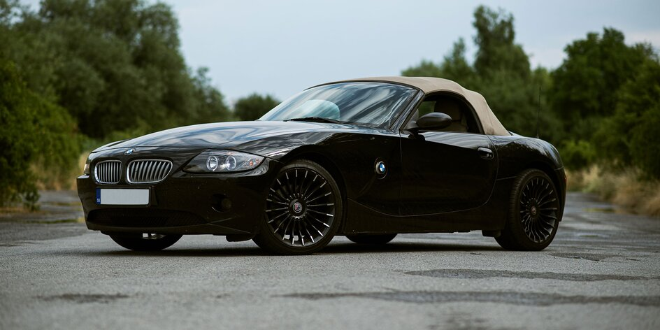 Zážitková jazda snov v kabriolete BMW Z4 ROADSTER
