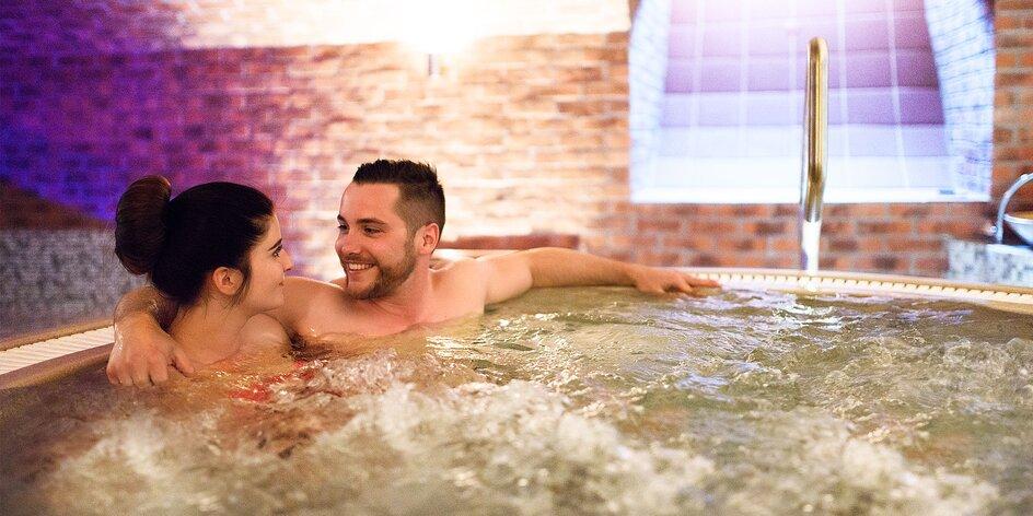 Masáž a vstup do wellness v 4* hoteli Gino Park Palace