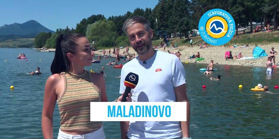Spoznajte apartmánový rezort Maladinovo so Zľavomatovou políciou