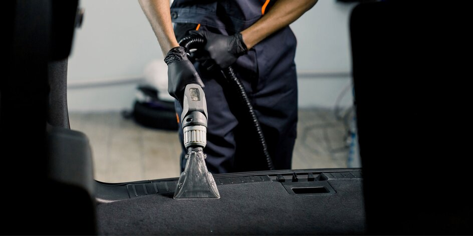 Vyčistenie exteriéru a interiéru auta aj s dezinfekciou