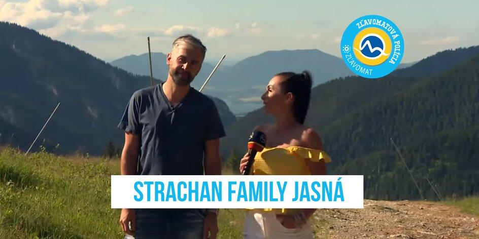 Poďte s nami do Jasnej! Zľavomatová polícia v hoteli Strachan Family Jasná