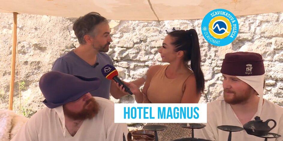 Zľavomatová polícia v hoteli Magnus**** v Trenčíne