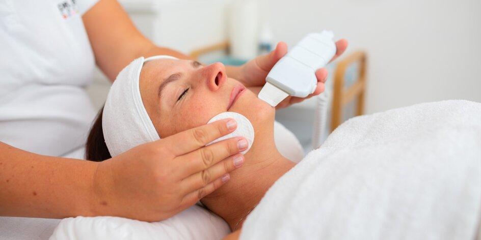 Hĺbkové ošetrenie pleti prírodnou kozmetikou Dr. Belter