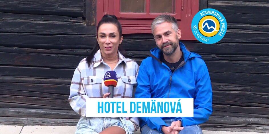Zľavomatová polícia odporúča: Hotel Demänová v srdci Nízkych Tatier