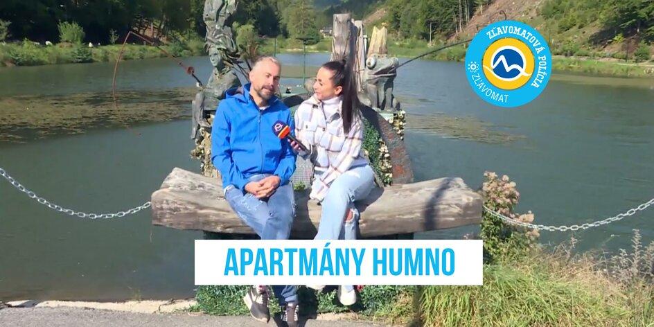 Zľavomatová polícia v Apartmánoch Humno: Spoznajte krásnu Valčiansku dolinu