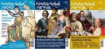 Predplatné časopisu Historická Revue