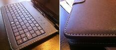 """Puzdro s klávesnicou na 7"""" tablet"""
