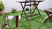 Zelený trávnik, ktorý netreba kosiť