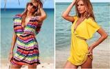 Plážová tunika - 7 žiarivých farieb leta