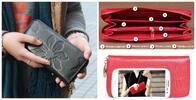 Dámske peňaženky z pravej kože