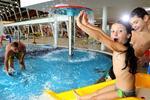 Celodenný vstup do Aqualand Moravia vr. wellness