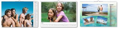 Originálny fotokalendár z vlastných fotiek